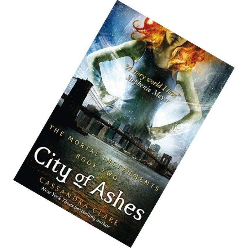 City of Ashes (The Mortal Instruments #2) by Cassandra Clare Malaysia