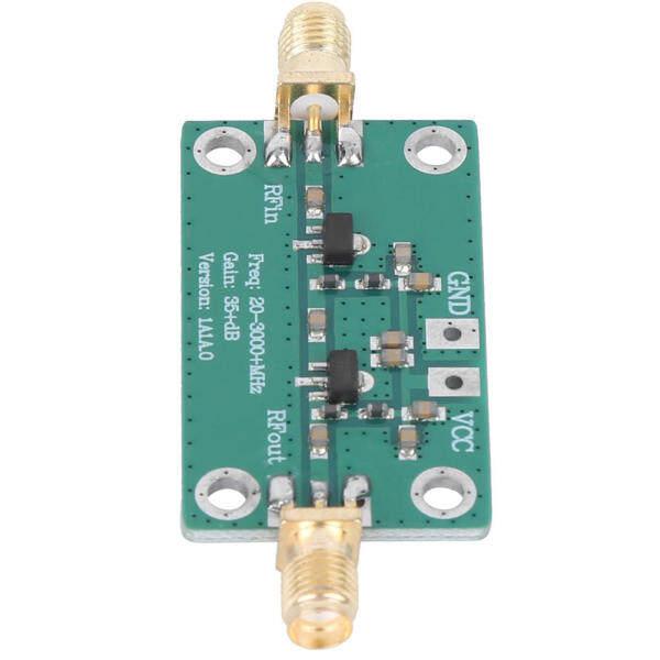 Bảng giá Bộ Khuếch Đại Rf Tiếng Ồn Thấp Tăng 20-3000 Mhz 35db, Mô-đun Vô Tuyến Khuếch Đại RF Độ Ồn Thấp 35dB Tăng 20-3000 MHz Dành Cho Bluetooth/WiFi/GPS