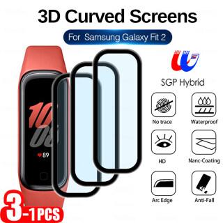 SGP Hybrid 3-1 Miếng Màng Mềm Phủ Toàn Bộ Miếng Dán Bảo Vệ Màn Hình Cong Cho Samsung Galaxy Fit 2 Miếng Dán Mềm Viền Đen Samsung Fit 2 (Composite) Kính Cường Lực Fit 2 Fit 2 thumbnail