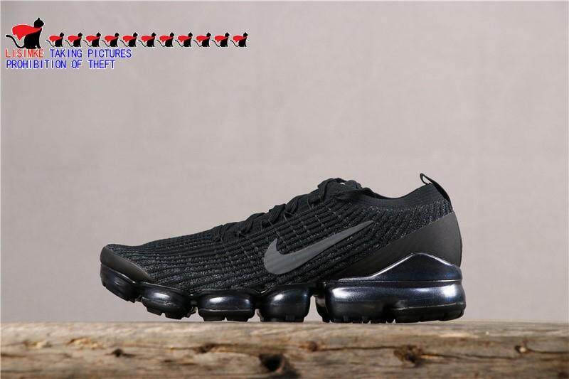 NIKE_Nike_Air_VaporMax_FLYKNIT_3_2019 Original Men Women Training Shoes Sports Running Casual Shoes Sneakers Basketball Shoes Bất Ngờ Giảm Giá