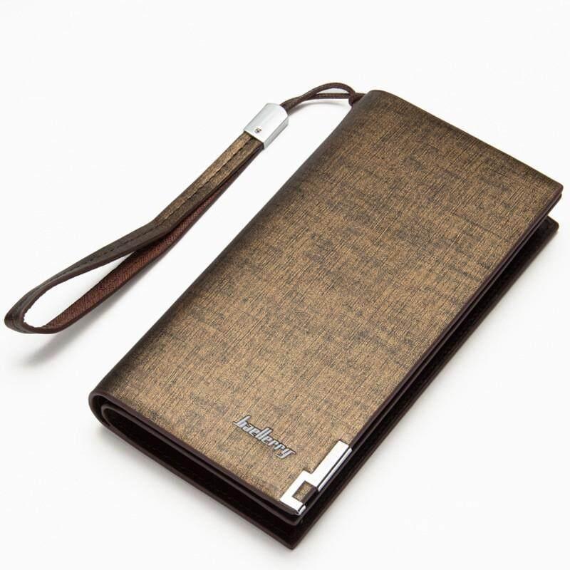 309c01bff3a1 Buy Leather Bifold Men Wallets   Men Bags   Lazada.sg