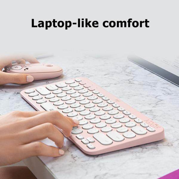 For Logitech K380 LINE FRIENDS wireless Bluetooth keyboard and mouse (Cony) Singapore