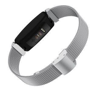 Dây Đeo Cho Fitbit Inspire 2 Dây Đeo Tay Milan Sang Trọng, Đồng Hồ Thông Minh Fitbit Inspire2, Milan Dây Đeo Thời Trang Dây Đeo Cổ Tay Phụ Kiện thumbnail