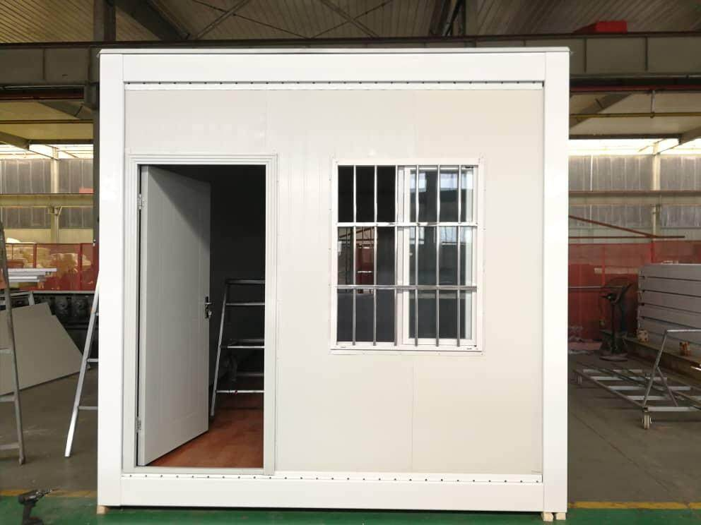 Farm House / Container House / Site Office
