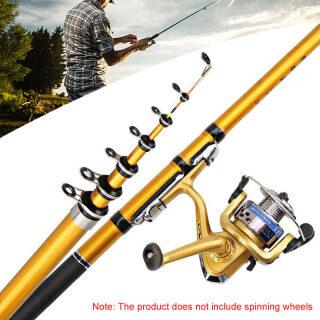 Thống Fishing Rod, Bè Câu Cá Đá Sợi FRP Siêu Ngắn Cần Câu thumbnail
