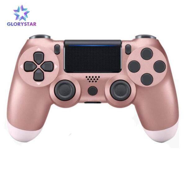 Bảng Điều Khiển PS4 Không Dây Bluetooth, Bảng Điều Khiển Game, Cần Điều Khiến Chơi Game PlayStation 4, Game Console PC Steam GloryStar