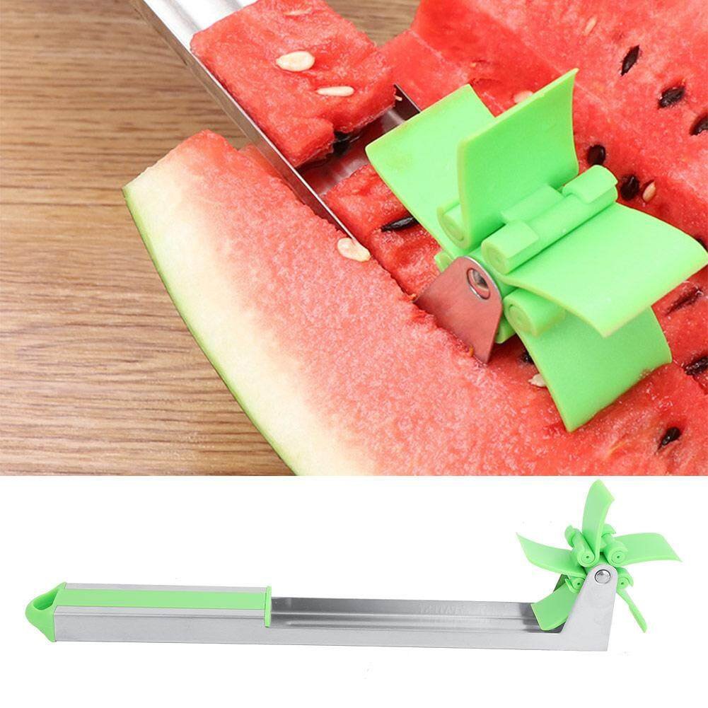Watermelon Cutter Windmill Stainless Steel For Cutting Watermelon Cut Piece Device By Highfly.