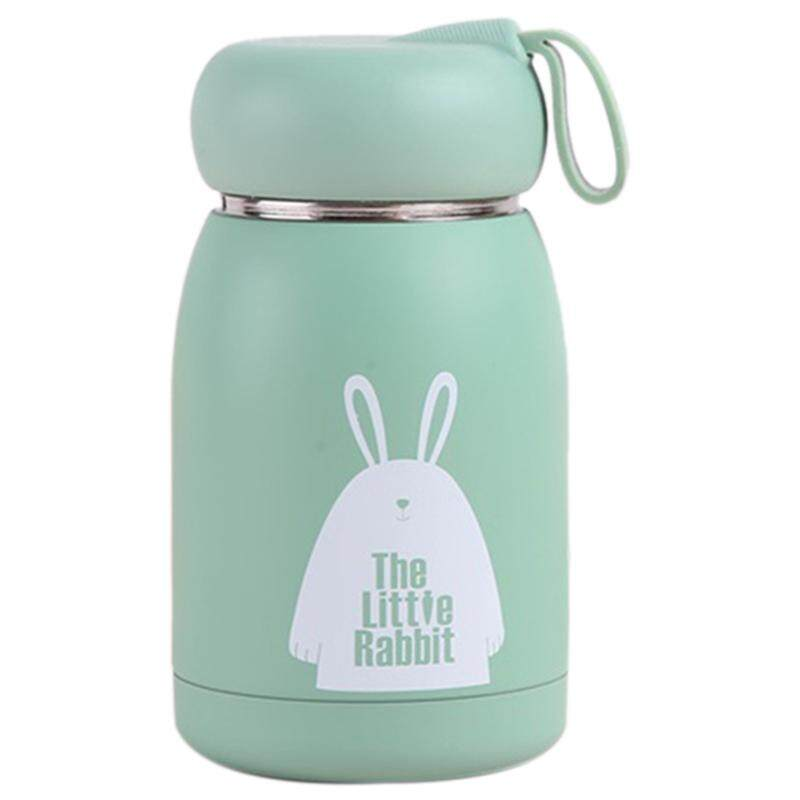 320Ml Fashion New Stainless Steel Vacuum Flask Cute Children'S Mini Mug Portable Thermal Vacuum Flasks Cup Bottles