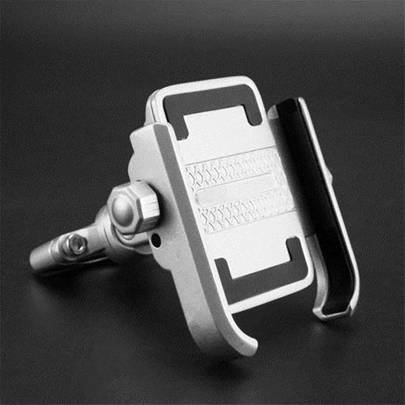 Phone Holder Phone Support Cellphone Mount Universal Adjustable Motorcycles 360° Atv Bike By Triumphant.