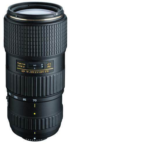 Tokina telephoto zoom lens AT-X 70-200mm F4 PRO FX VCM-S Nikon for full-size corresponding 216,569