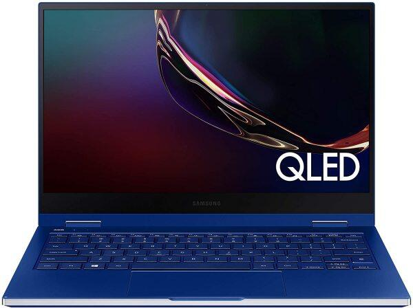 """Samsung Galaxy Book Flex 13.3"""" Laptop QLED Display and Intel Core i7 Processor 8GB Memory 512GB SSD Long Battery Life and Bluetooth-Enabled S Pen (NP930QCG-K01US) Malaysia"""