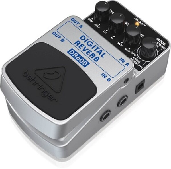 Behringer DR600 reverb pedal (second hand) Malaysia