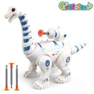 Robot Điều Khiển Từ Xa Thông Minh KiddoZone Cho Trẻ Em-Intl thumbnail