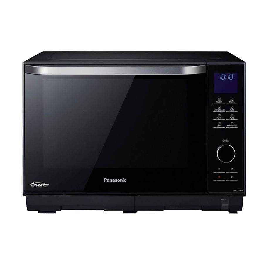 Panasonic Steam Grill Microwave Oven: Panasonic Microwave Oven 27Liters 4-in-1 Steam + Grill NN
