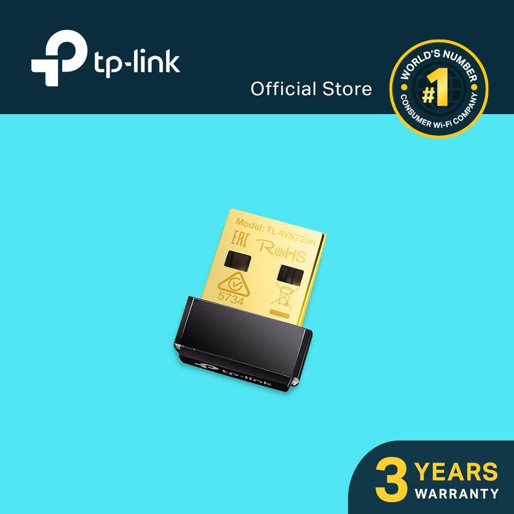 TP-Link TL-WN725N Nano Wireless N USB WiFi Adapter with Soft AP