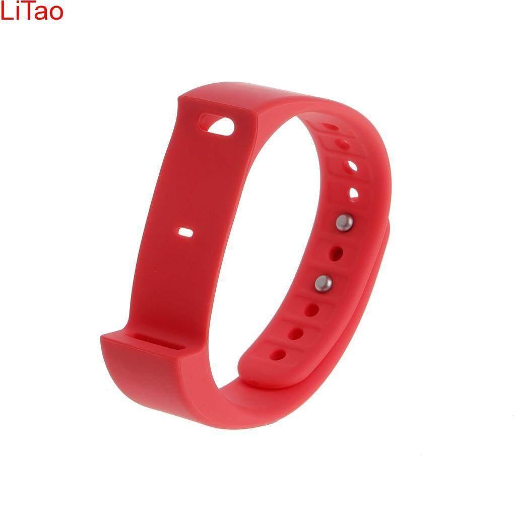 Litao สีสันใหม่สร้อยข้อมือกันน้ำ Pedometer สายนาฬิกาสำหรับ Iwown Aiwei I5plus By Litao.
