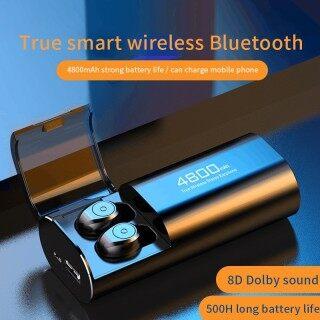 Tai Nghe Bluetooth SUMLIFE F9 TWS, Bộ Điều Khiển Cảm Ứng Thông Minh Tai Nghe Không Dây HIFI Giảm Tiếng Ồn Âm Thanh Nổi 8D Dự Phòng Dài 500H Với Màn Hình LED thumbnail
