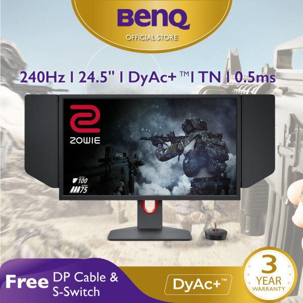 BenQ ZOWIE XL2546K 240Hz 0.5ms DyAc+™ 24.5 inch Esports Gaming Monitor Malaysia
