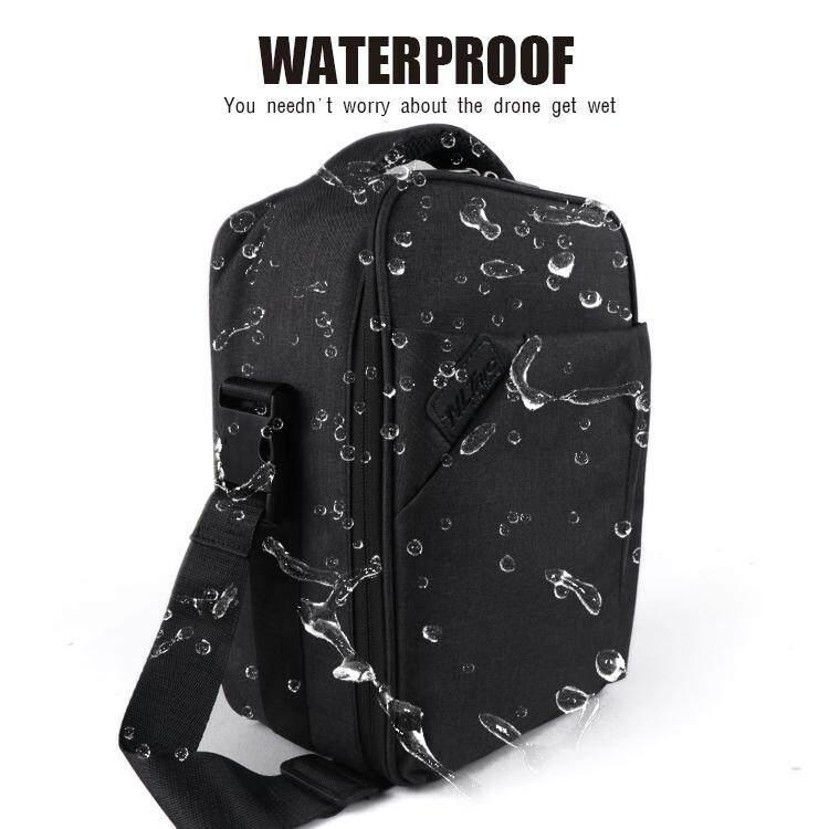 Qimiao Waterproof มือถือเคสป้องกันกระเป๋าเก็บของสำหรับ Dream Jjrc X9 Drone By Qimiao Store.