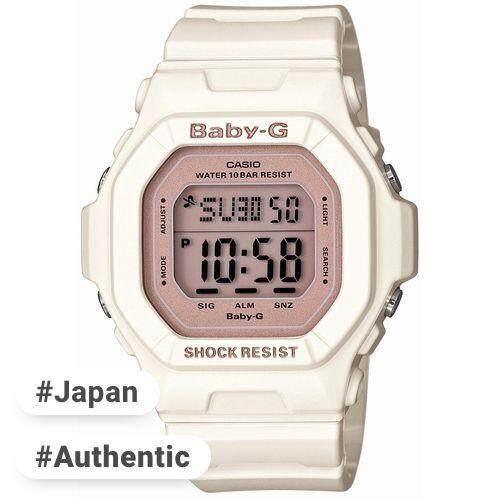 [Casio] BABY-G Bebiji BG-5606-7BJF Ladies Malaysia