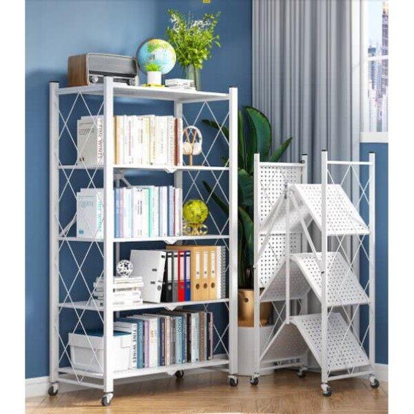 折叠置物架 Foldable Storage Rack Rak untuk Letak Barang