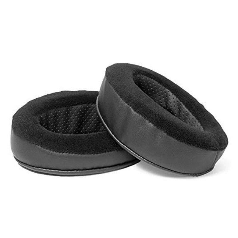 9bfbf25cc9a PHP 1.188 1 Pair Replacement Velour Foam Ear Pads Cushions Earpad for  Brainwavz HM5 velor Headphones ...