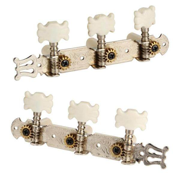 2pcs Classic Guitar String Tuning Pegs Tuners Machine Heads Guitar Parts Malaysia
