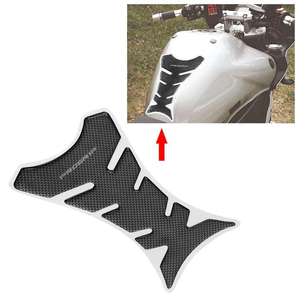 Universal Motorcycle Gas Fuel Oil Tank Pad Stickers Protector Tank Traction  Pads