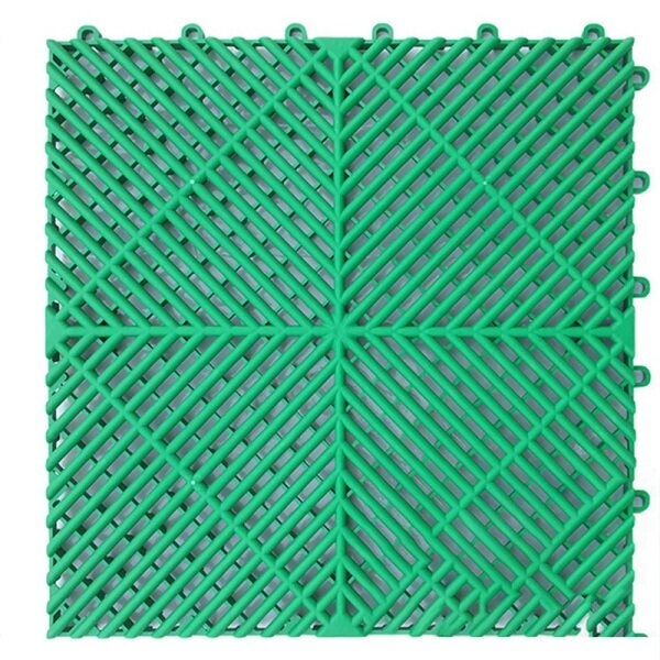 Pad Anti-Theft Window Grid Protection Fence Anti-Falling Plastic Splicing Grille for Window Sill Garden 40X40X1.8cm