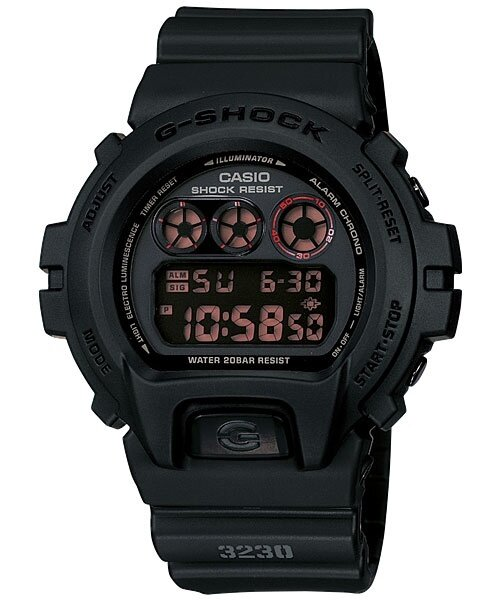 New_Sport_G_Shock Red Edition Sport/Casual Occasion Date Stopwatch Function Digital Display Malaysia