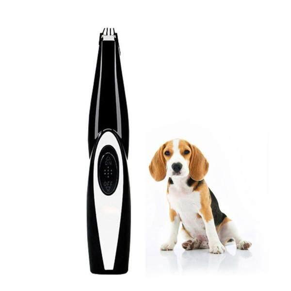 Teepao USB Sạc Tông Đơ Cắt Lông Cho Thú Cưng Cho Chó Mèo Thú Cưng Paw Tai Mắt Mặt Tóc Chải Lông Bấm
