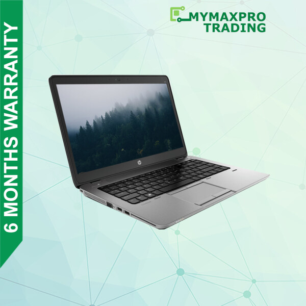 HP EliteBook 840 G1 i7 4th 4GB or 8GB RAM 128GB SDD Windows 10 1366x768 Laptop (REFURBISHED) Malaysia