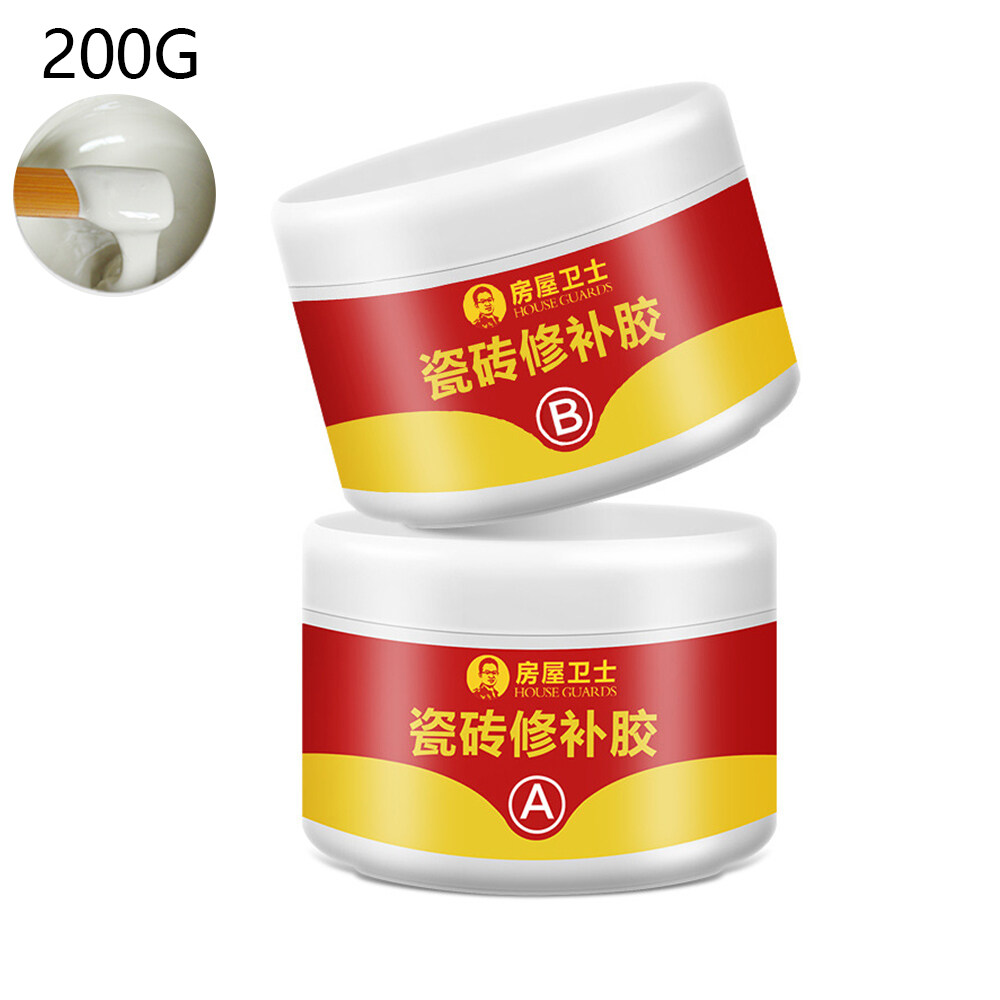 Tile Repair Agent Ceramic Paste Floor Tile Adhesive Strong Adhesive Marble Super Fix Repair Home Floor Tiles