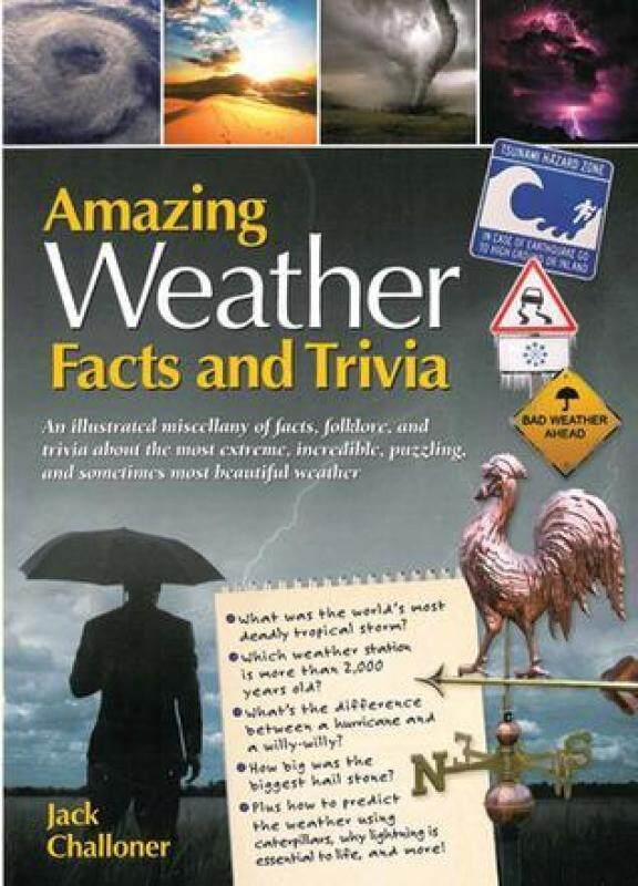 Amazing Weather Facts & Trivia Malaysia