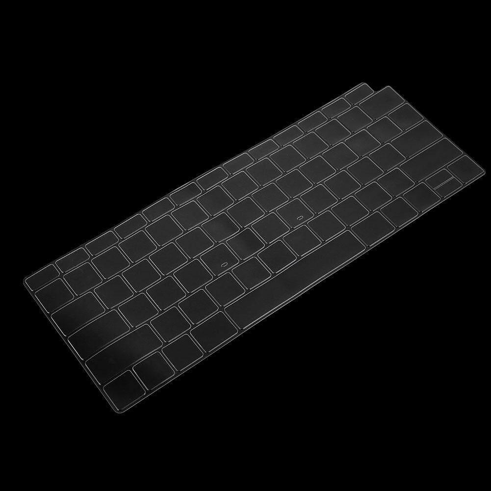 Film Keyboard Penutup Papan Ketik Tembus Pandang Tahan Lama AS Laptop Edisi Anti Gores untuk 2018 MACBOOK AIR Baru
