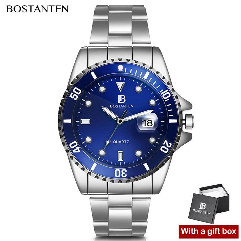 Bostanten Men Watch On Sale Waterproof Watch For Men Latest Watches Original Wristwatch-3002K Malaysia