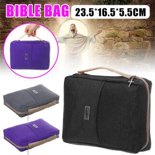 Sách Bọc Túi Kinh Thánh Tote, Mang Theo Chúa Giêsu Thánh Giá Quà Tặng Cơ Đốc Giáo Nhà Thờ Isaiah, Trường Hợp Di Động thumbnail