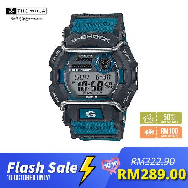 [100% Original G SHOCK] Casio G-Shock Sport Watch GD-400-2 (watch for man / jam tangan lelaki / casio watch for men / casio watch / men watch / watch for men) Malaysia
