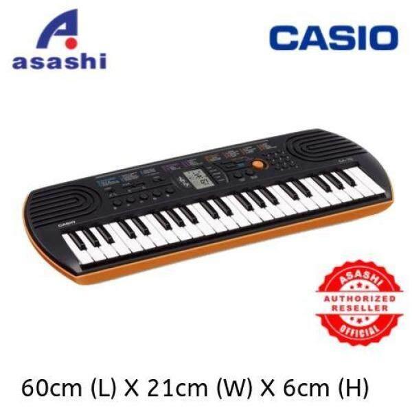 Casio SA-76 44 Key Mini Portable Music Keyboard Malaysia