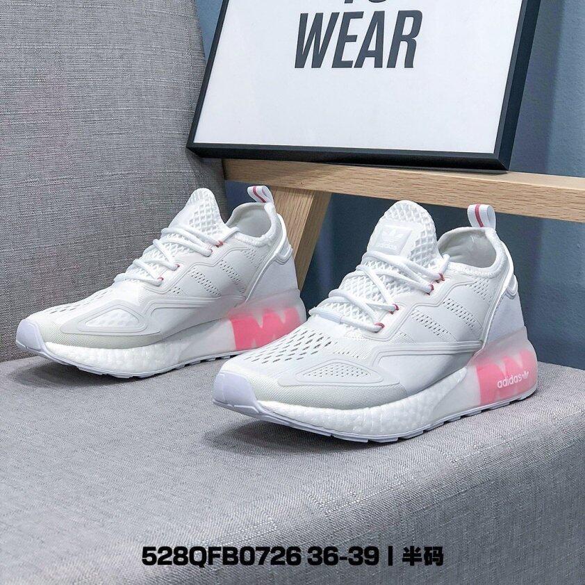 2020 Adidasals Bản Gốc ZX 2K Boostpopcornpopgiày Thể Thao Giày Chạy Giày Thông Thường giá rẻ