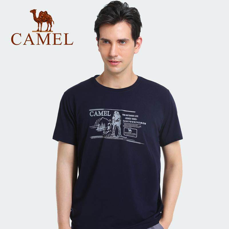 89a2657321 Camel outdoor sports 2018 spring and summer new men s T-shirt breathable  dry soft comfortable