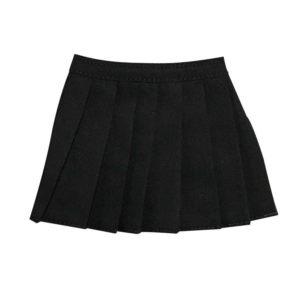 """Kesoto 1/6 Scale Clothes Dress Paid Mini Skirt for 12"""" BBI SS HT"""