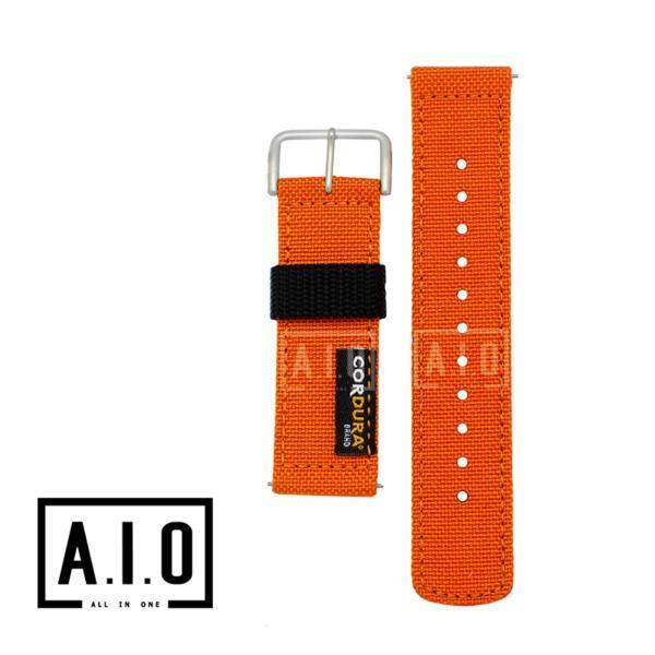 [100% Original G SHOCK STRAP]Casio G-Shock GA-2000 Series Replaceable Orange Cordura Cloth Band BANDGS01BC-4D BANDGS01BC-4 Malaysia
