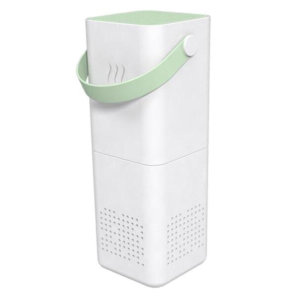 Máy Lọc Không Khí Mini Moon Crystalale, Máy Làm Sạch Không Khí Để Bàn Cá Nhân USB Văn Phòng Tại Nhà