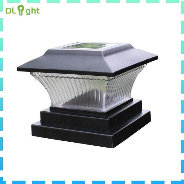 Đèn LED Đứng, Sử Dụng Năng Lượng Mặt Trời, Đặt Trong Vườn Hoặc Sân