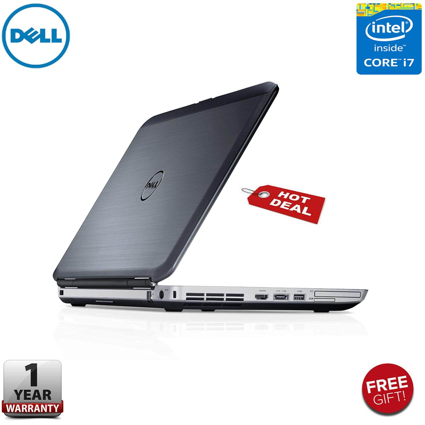 DELL LATITUDE E5430 SUPERDUTY [CORE i7 / 4GB RAM / 320GB HDD / 1 YEAR WARRANTY / FREE BAG] Malaysia