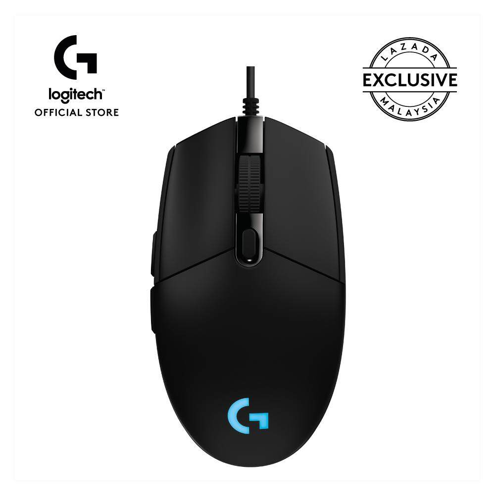 [12.12 Crazy Brand Mega Offers]Logitech G102 Prodigy Gaming Mouse Malaysia