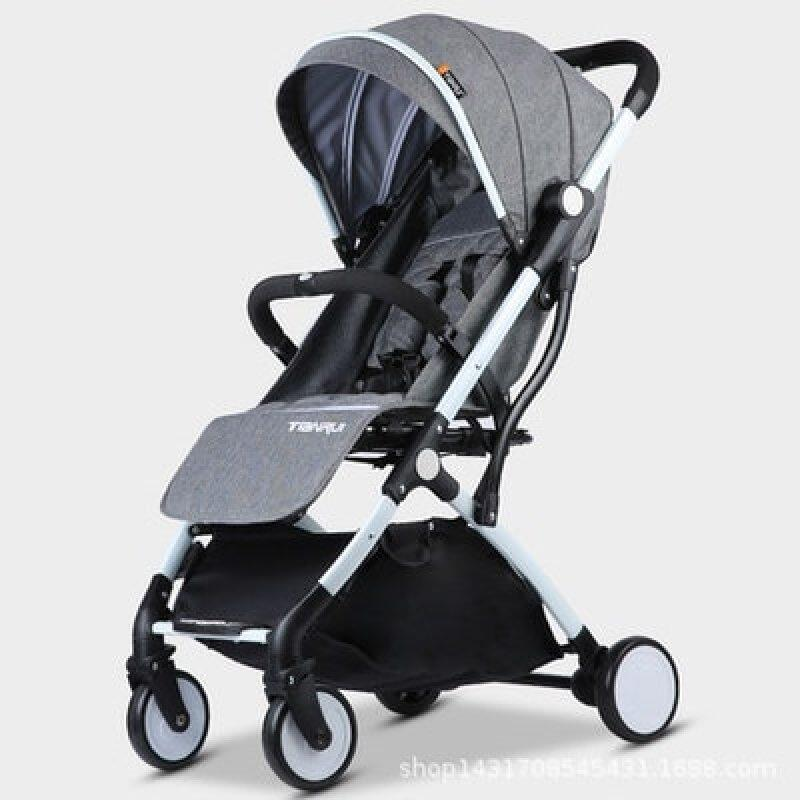 Baby Stroller Lightweight Portable Travel System Can Be On Yhe Airplane Prams For Newborn B B Cart Girl Boy Fast Shipping Singapore