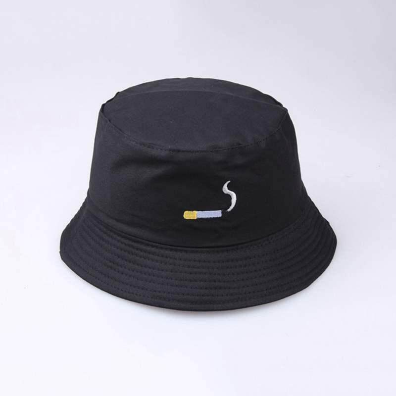 dcfb1403c220e Men Women Fisherman Hat Fashion Letter Graffiti Bucket Hat Summer Hat Beach  Caps