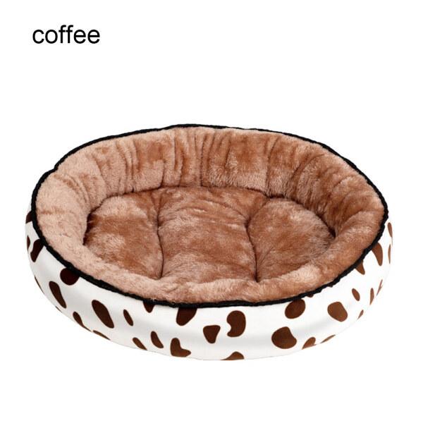 Ổ cũi ngủ ấm áp siêu mềm thoải mái cho chó mèo thú cưng nhiều màu sắc và kích cỡ khác nhau để lựa chọn - INTL